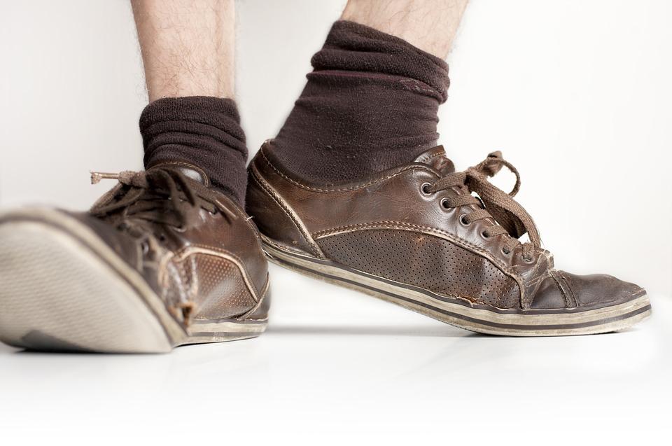 Máte cukrovku? Pozor na obuv!