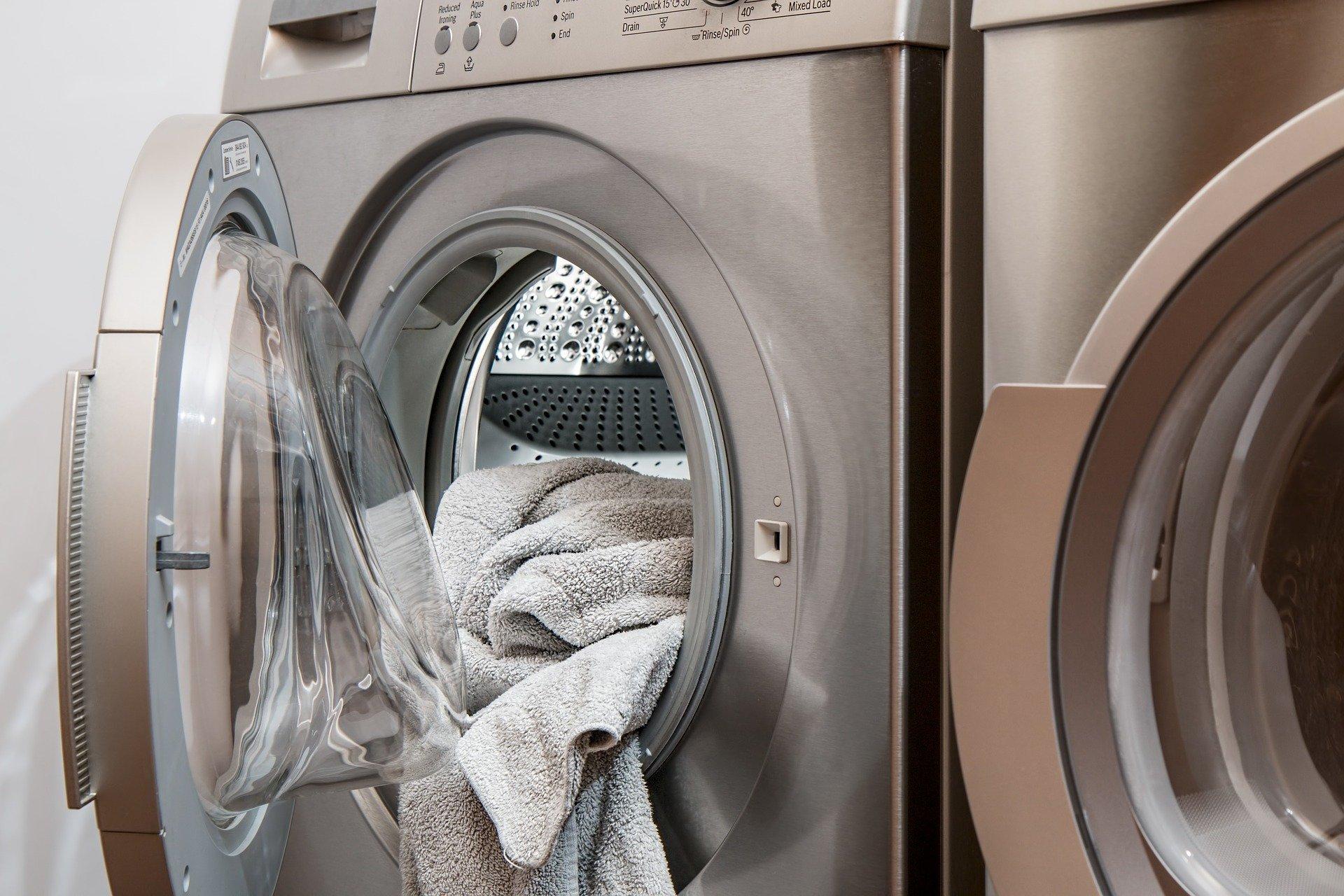 najčastejšie problémy s práčkou